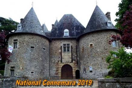NATIONAL CONNEMARA POMPADOUR 2019